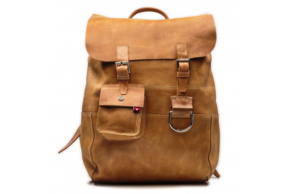 KRABU Rustic Brown Pullup