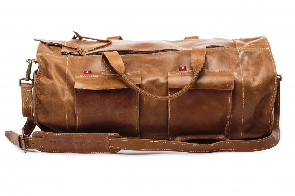 GYMANO Rustic Brown Pullup