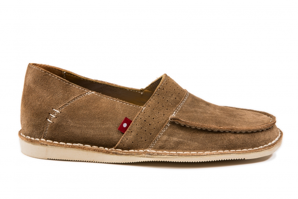 OMALO Sand Suede