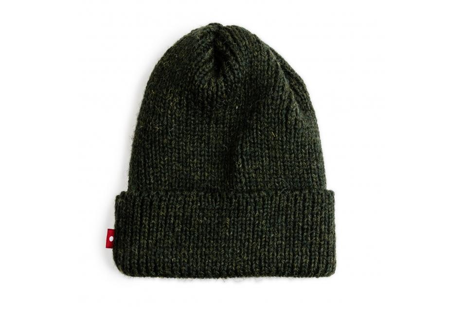 Wool Toque Loden