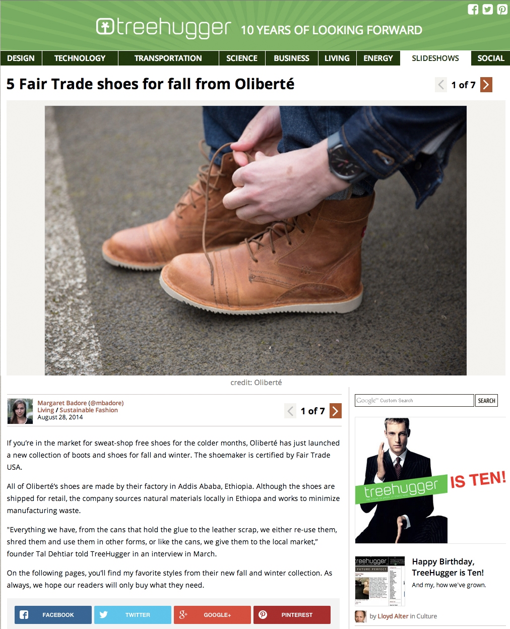 fairtrade shoes boots