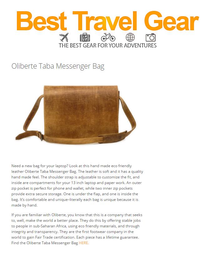 Taba best travel gear